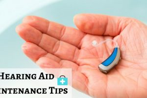Hearing Aid Maintenance Tips for Proper Functioning